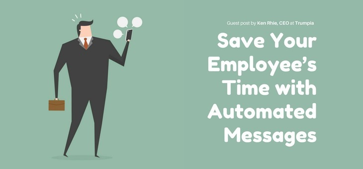 automated messages hr