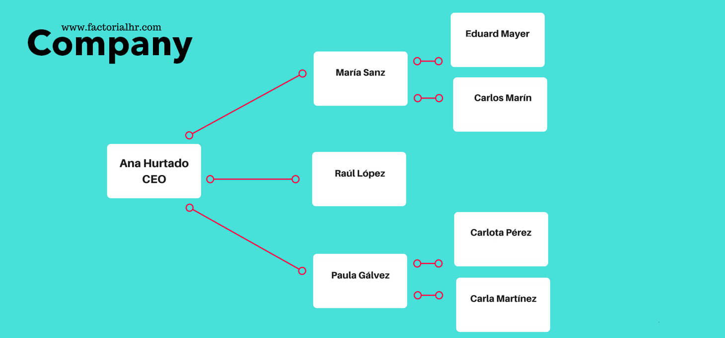 horizontal-org-chart-example
