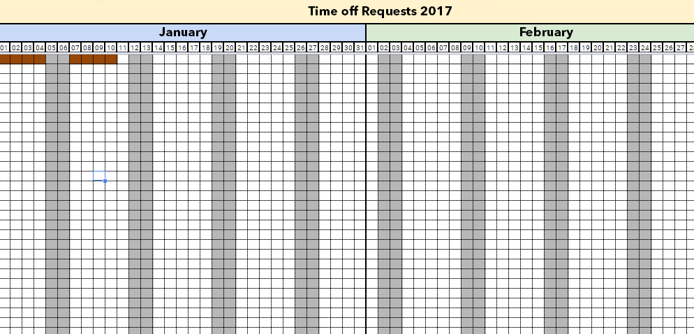 time-off-management-excel-template