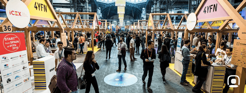 Factorial is one of the finalists in the 4YFN Startup of the year 2019