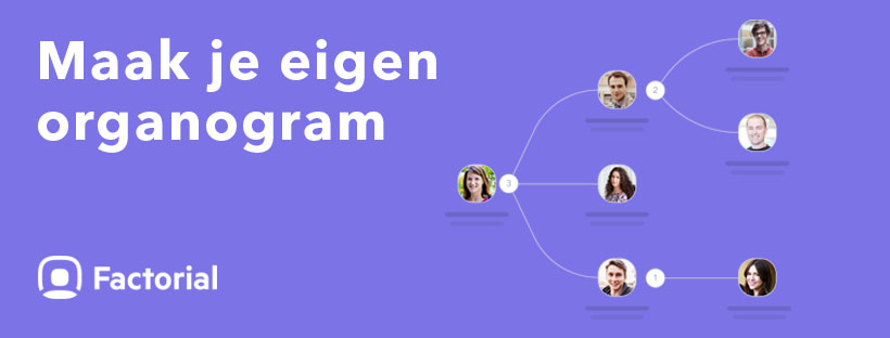 Maak je eigen organogram [gratis template]