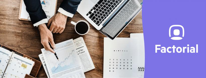 Skapa företagets årsredovisning för HR