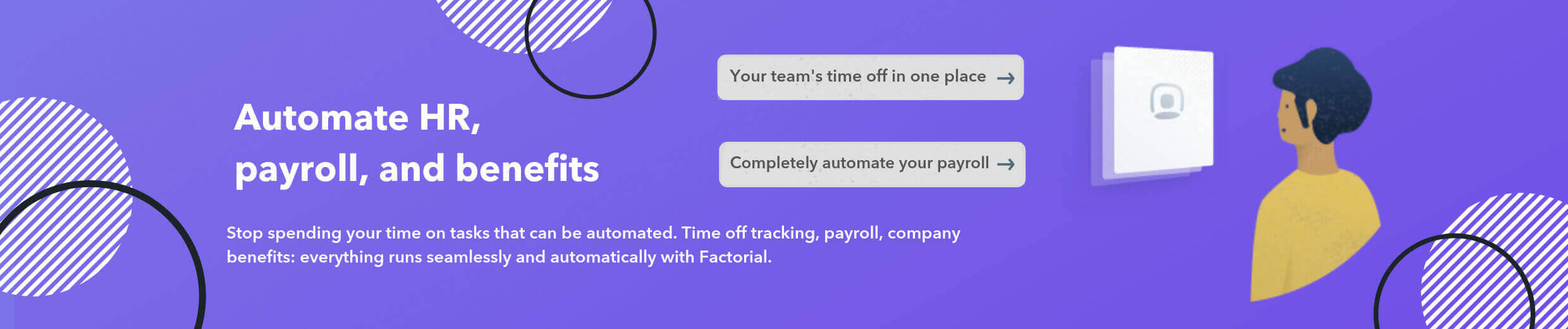automate HR, payroll, benefits, solutions