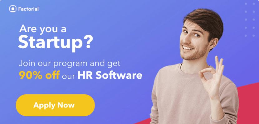 startup software