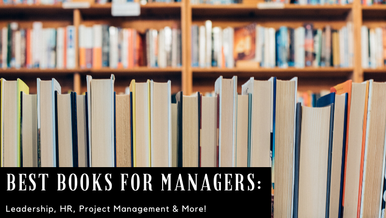 best books for managers