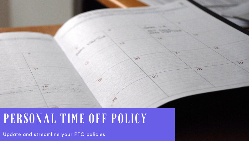 personal time off policy