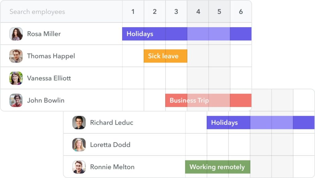 leave of absence tracker