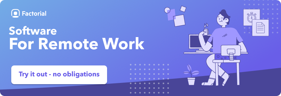 remote work software